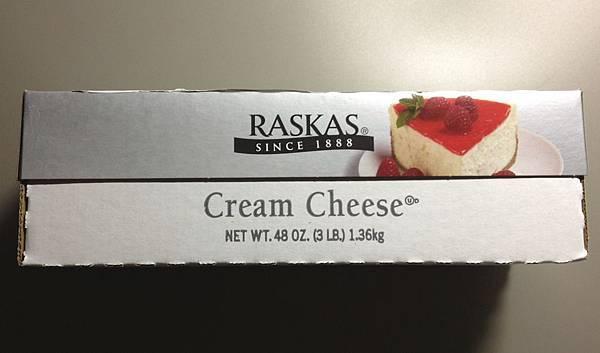 好市多購物-Raskas奶油乳酪