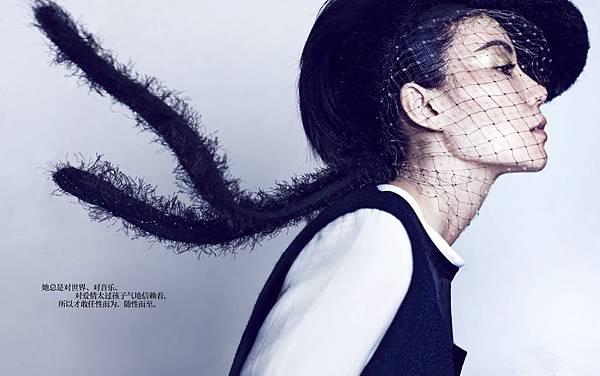 時尚芭莎2012