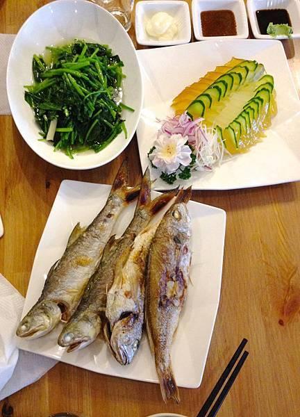 午餐+新菜試吃