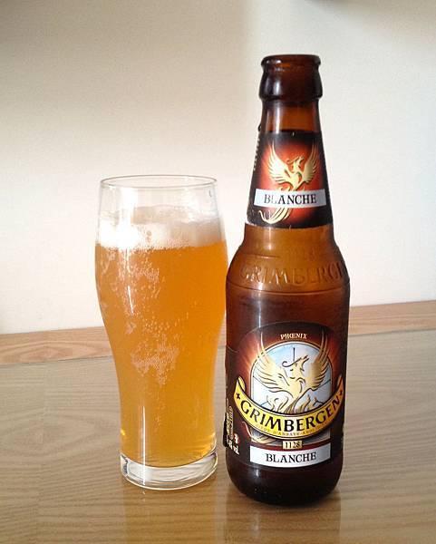比利時格林堡白啤酒 alc.6%