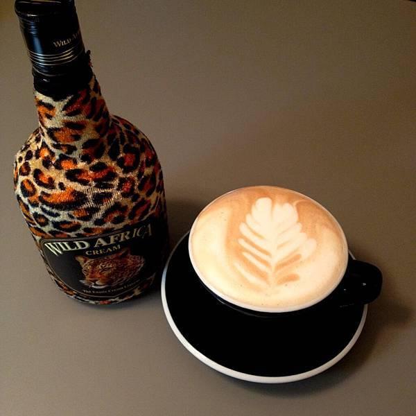 艾菲卡拿鐵咖啡