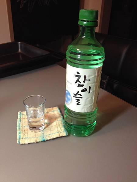 韓國燒酒 alc.19%