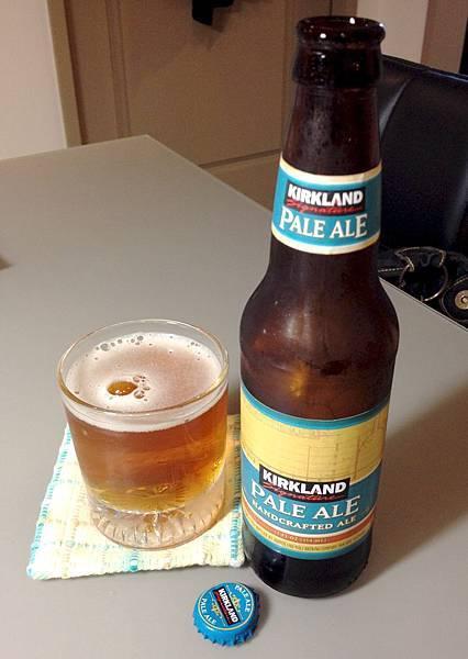 好市多自有品牌Pale Ale Beer alc.5.4%