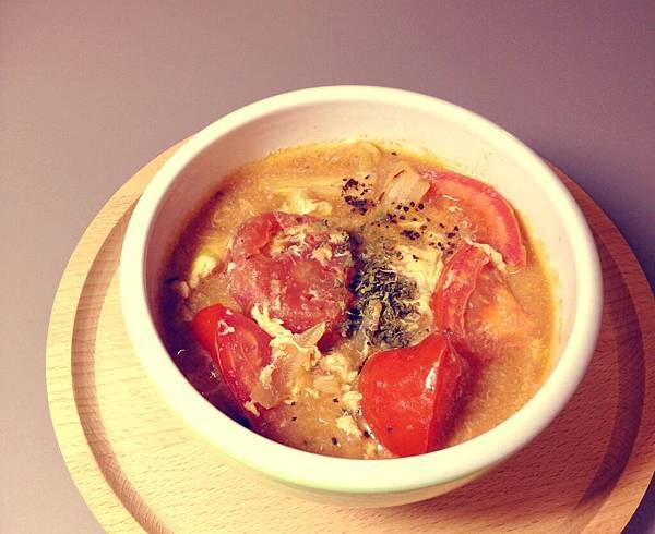 洋蔥番茄蛋