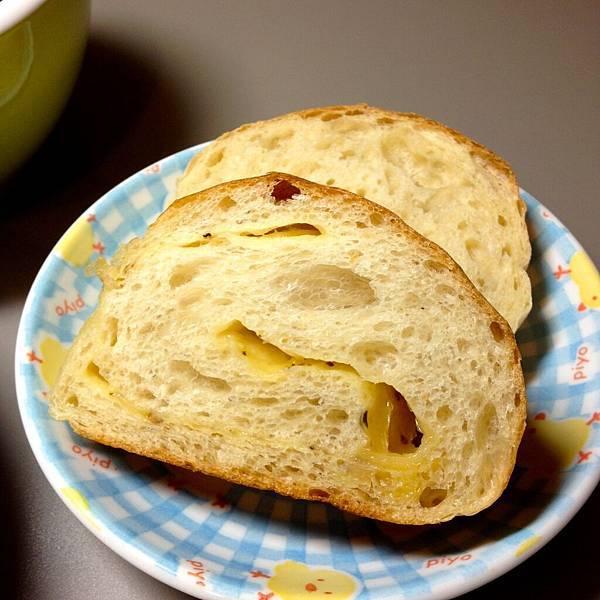 自製無糖油法國麵包