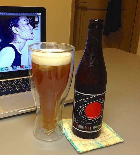 北台灣麥酒 女孩與機器人(蘋果啤酒alc.5.5%)
