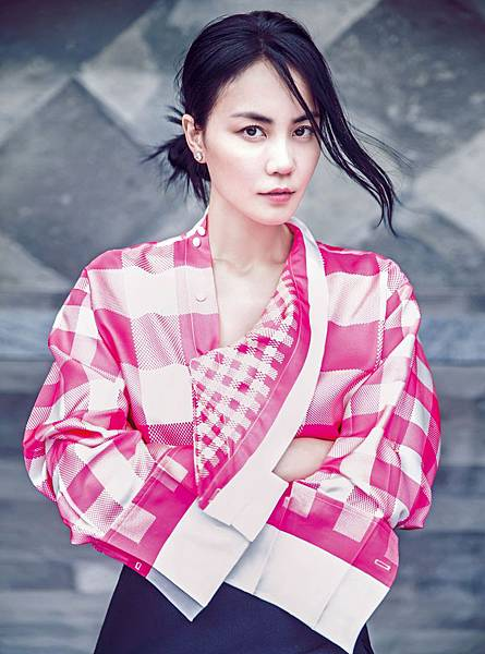 Faye Wong by Chen Man for Elle China October 2014_00-cover1 without texts