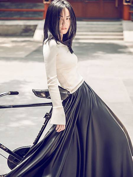 Faye Wong by Chen Man for Elle China October 2014_06