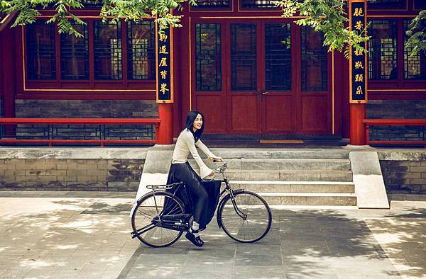 Faye Wong by Chen Man for Elle China October 2014_07