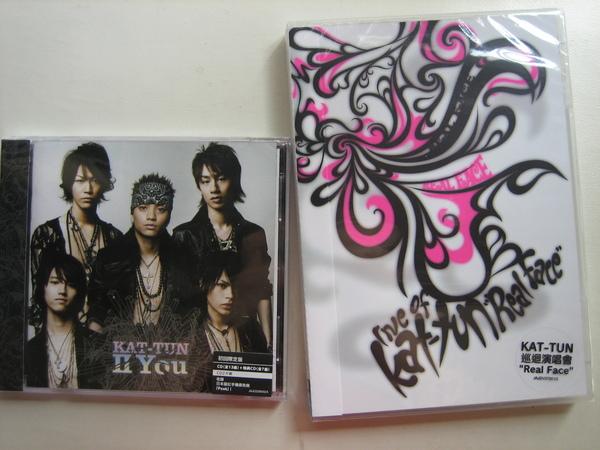 2nd. album + 出道控DVD