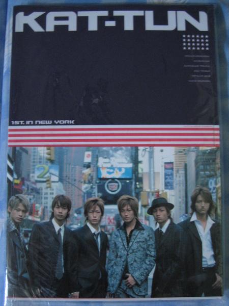 KAT-TUN 1st. in N.Y