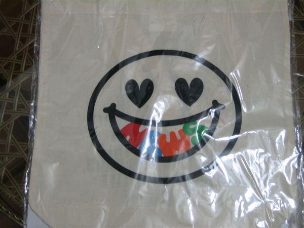 NEWS 2007-2008冬控周邊-購物袋