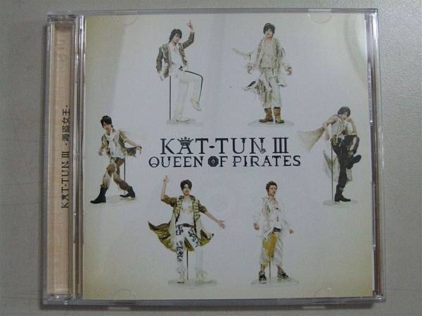 KAT-TUN 3rd Aluum - Queen of PIRATES