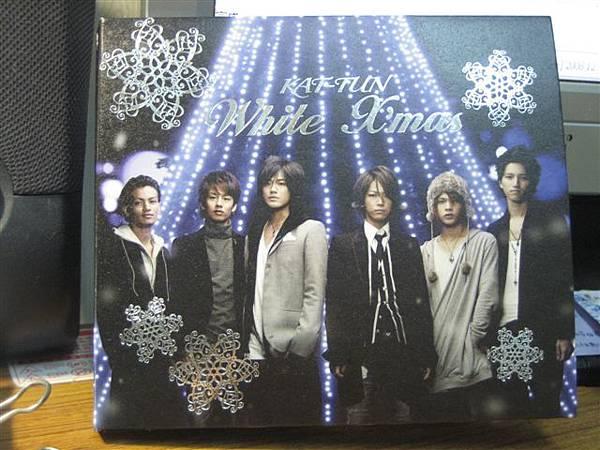 KAT-TUN 8th single - White X'mas(初回限定)