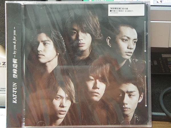 KAT-TUN 4th album - Break the records