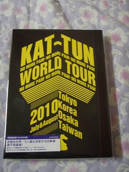 KAT-TUN WORLD TOUR DVD