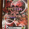 KAT-TUN Break the Records DVD