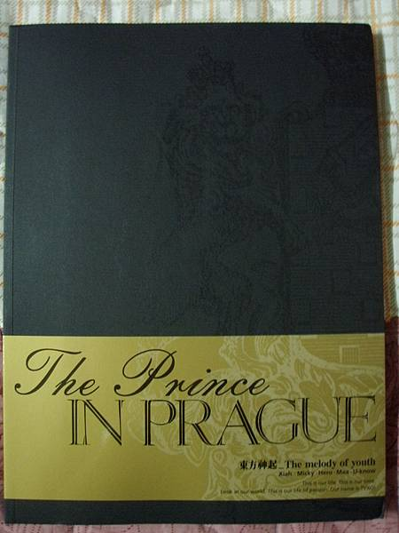 "[KO] The 3rd Photo Album""The Prince In Prague"""