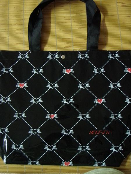 2009巨蛋控 購物袋
