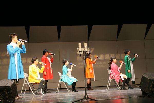 2007重唱賽