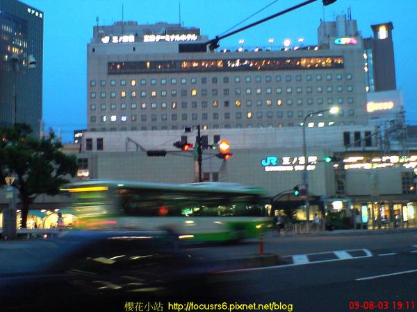 JR三宮站殘念