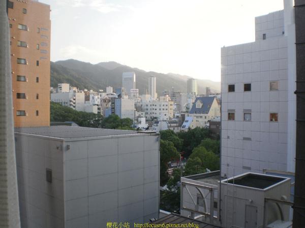 神戶的早晨