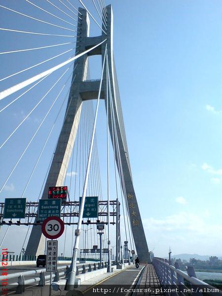 新北大橋初體驗