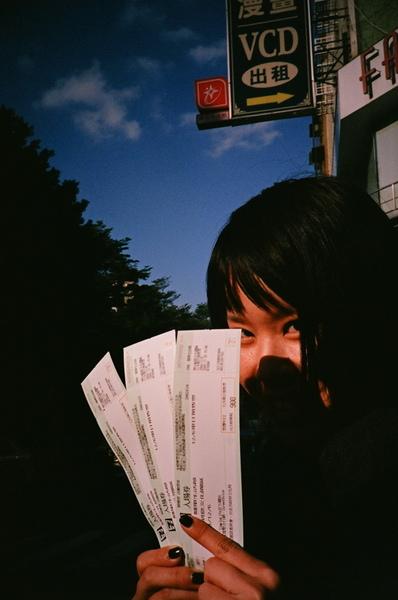 lu在炫耀簡單生活的票