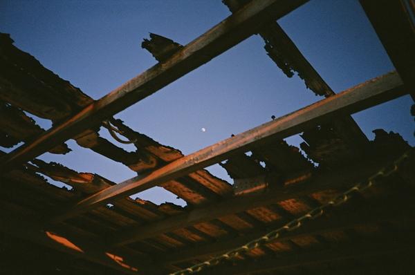 我家的破屋頂