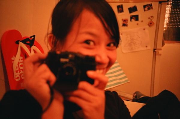 大師就是大師,連新相機都超酷的