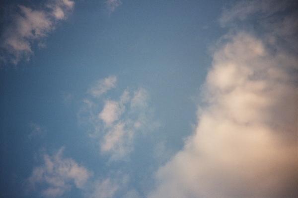 就從藍天開始吧