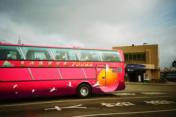 小巴士換大巴士