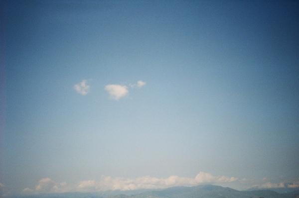 琵琶湖的天空