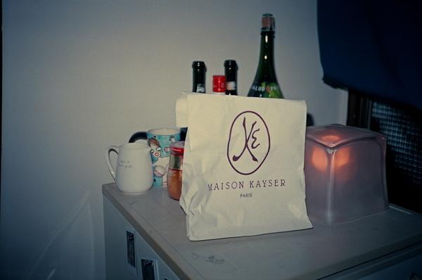 maison kayser 麵包好吃!!蛋糕也不錯!