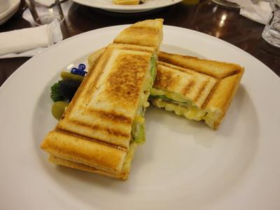 照燒雞三明治