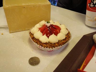 草苺小蛋糕