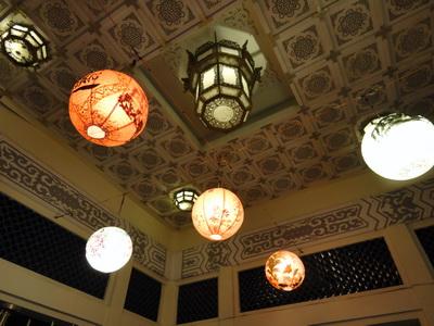 迴廊燈籠1