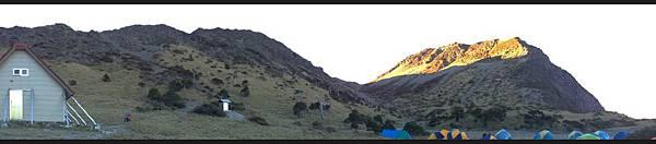 DAY4 南湖大山圈谷全景