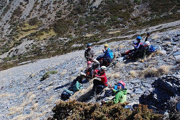 DAY4 第五堂 高潮即將來襲     高級攀岩