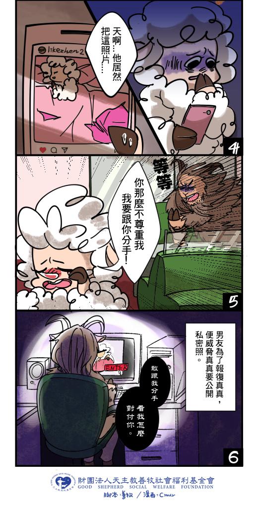 No.4  祼照威脅-下