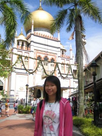 新加坡的回教區