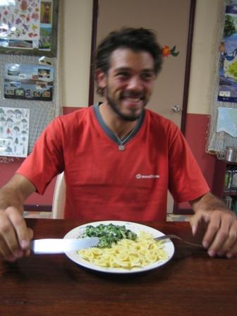 皮耶與他的義大利麵