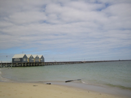Busselton Jetty House