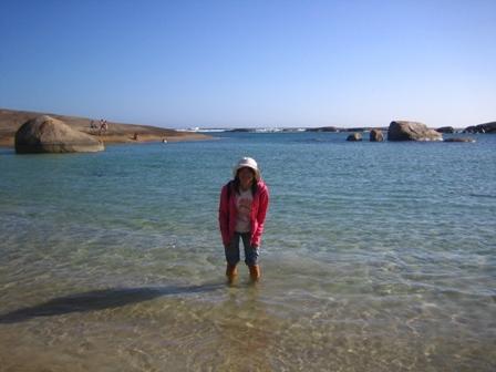 Demark Beach -2008/02/10