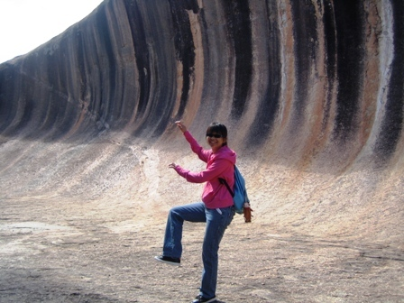 terry & wave rock