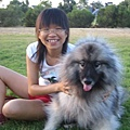 與linda家的狗