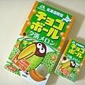 北海道限定哈密瓜口味1.jpg