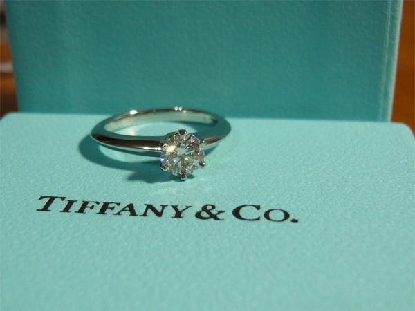 Tiffany Diamond Engagement Rings
