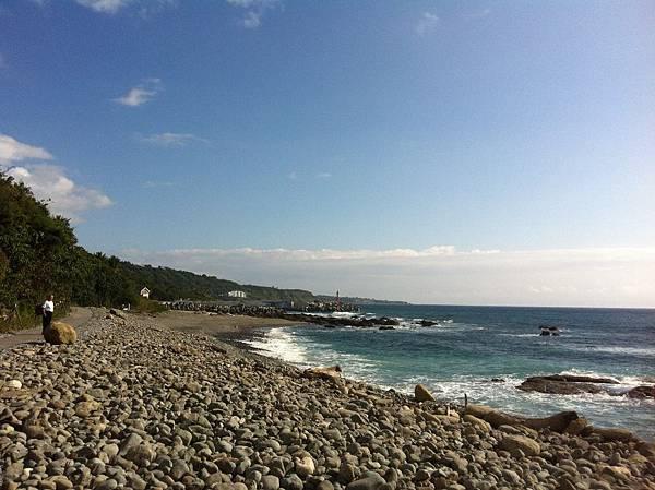 太平洋海岸步道(新蘭港段)