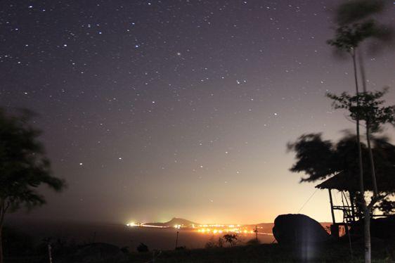 都蘭星光燦爛